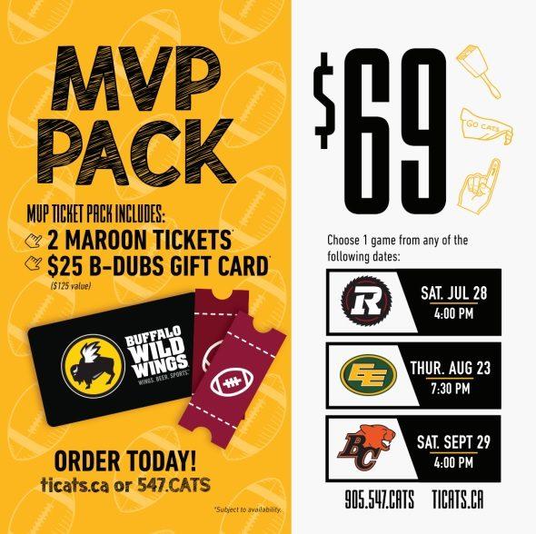 MVP pack