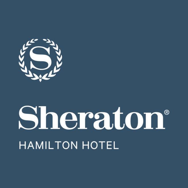 SHH Logo - White on blue
