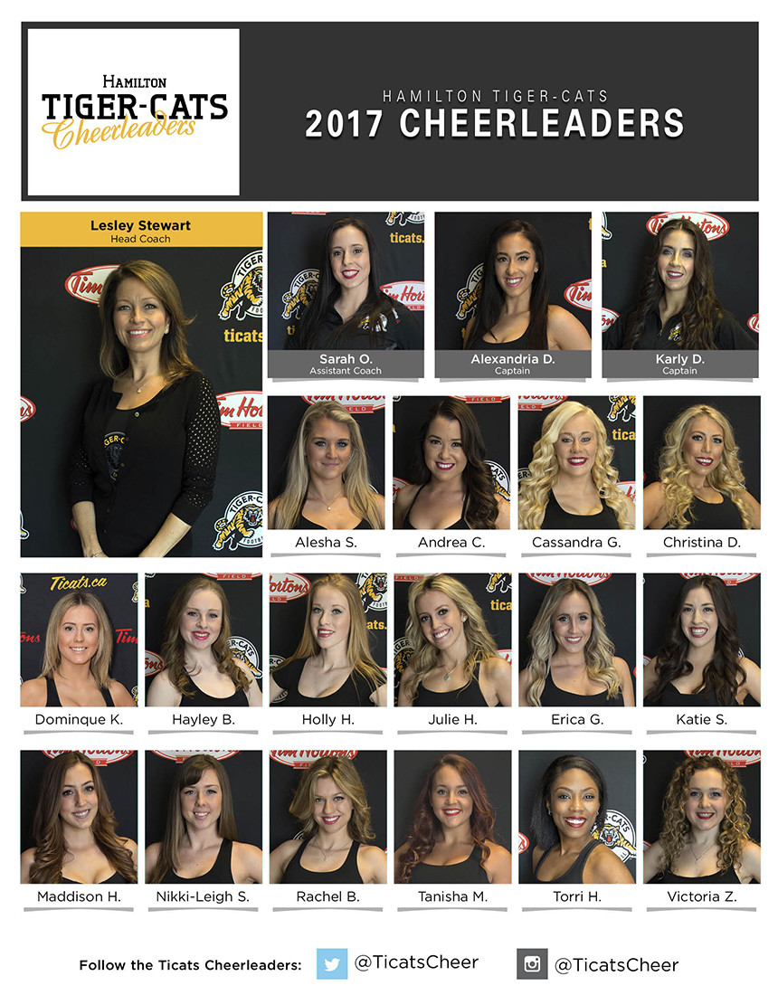 Cheerleader page2017